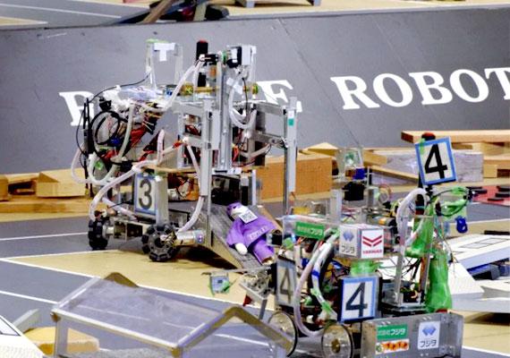 レスキューロボットコンテスト